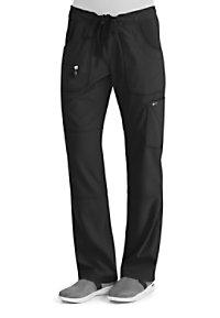 Koi Lite Peace 6 Pocket Drawstring Scrub Pants