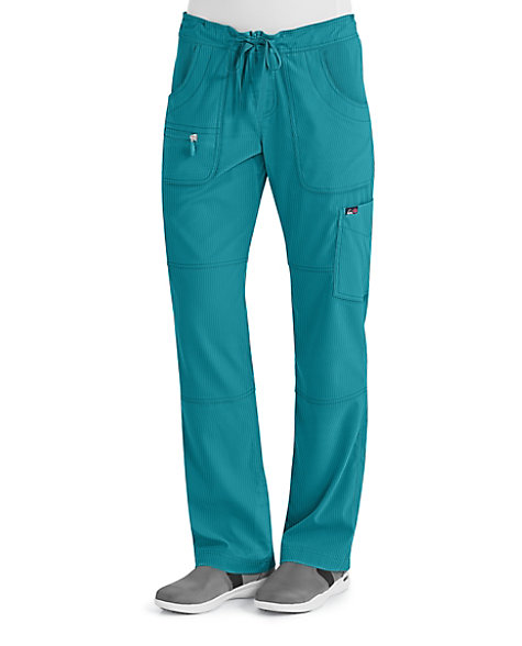 3e11e4b2e78 Koi Lite Peace 6 Pocket Drawstring Scrub Pants | Scrubs & Beyond
