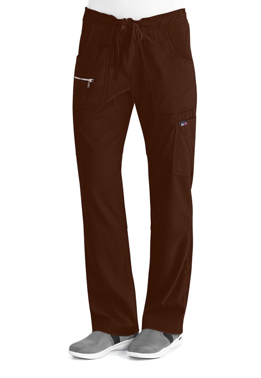 00ae59a86f6 Koi Lite Limited Edition Peace 6 Pocket Drawstring Scrub Pants ...