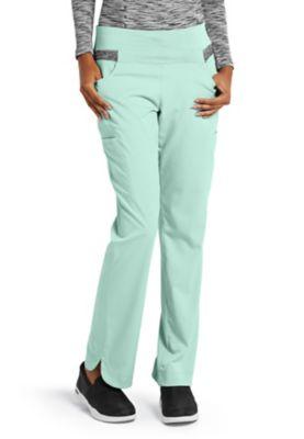 Grey's Anatomy Impact Harmony Knit Yoga Waist Scrub Pants
