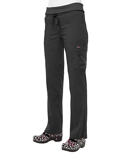 43de536e2a0 Koi Lite Harmony Folded Waistband Scrub Pants | Scrubs & Beyond