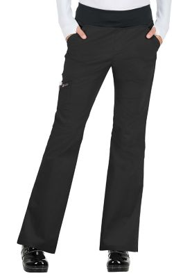 Koi Stretch Liza Yoga Waist Cargo Scrub Pants