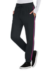Ava Track Style Jogger Pants