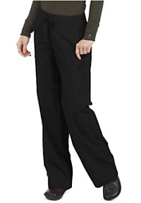 Med Couture The Original Comfort Knit Waist Cargo Scrub Pants