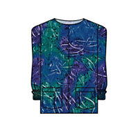 Landau Finger Paint Print Jackets