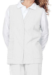 Landau Double Pocket Scrub Vest