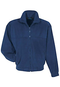 Tri-Mountain Tundra Panda Fleece Scrub Jackets