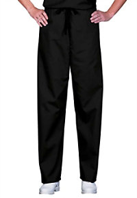 Fashion Seal Unisex 36 Inch Length Extra Tall Scrub Pants