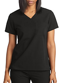 One Pocket V-Neck Top