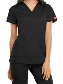 Youtility 2 Pocket V-Neck Top