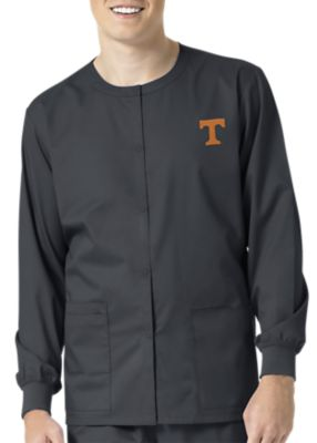 WonderWink Collegiate Tennessee Volunteers Unisex Scrub Jacket