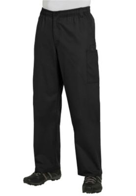 Zip Fly Pull On Cargo Pants