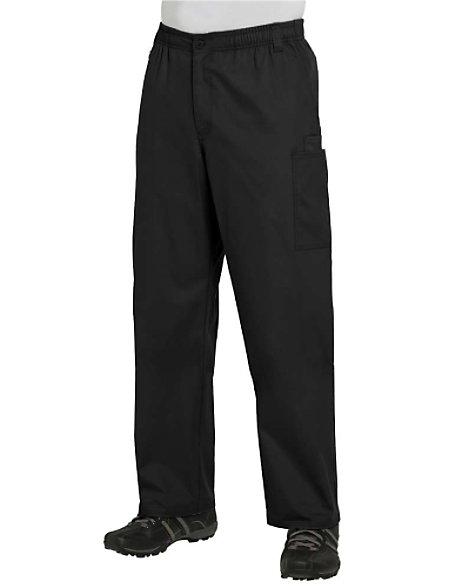 85efb62d450 Dickies EDS Signature Men's Zip Fly Pull On Scrub Pants | Scrubs & Beyond