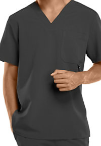 Dickies Xtreme Stretch Men's V-neck Scrub Tops