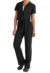 Barco KD110 5-pocket Jumpsuit With Collar