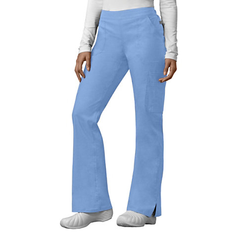 22bff9fbf8d Dickies EDS Signature Stretch Flare Leg Scrub Pants With Certainty    Uniform City