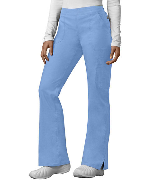 314efa249fe Dickies EDS Signature Stretch Flare Leg Scrub Pants With Certainty | Scrubs  & Beyond
