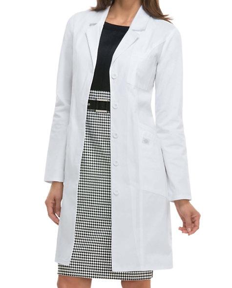 Dickies 4 Pocket 37 Inch Lab Coats | Scrubs & Beyond
