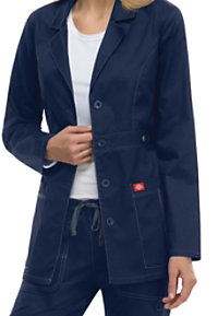 Dickies Gen Flex Youtility Consultation Length Lab Coats
