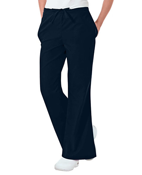 Landau Essentials Flare-leg Scrub Pants | Scrubs & Beyond