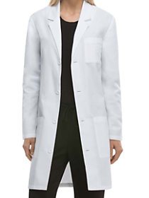 37 Inch Notched Lapel with Certainty Lab Coat
