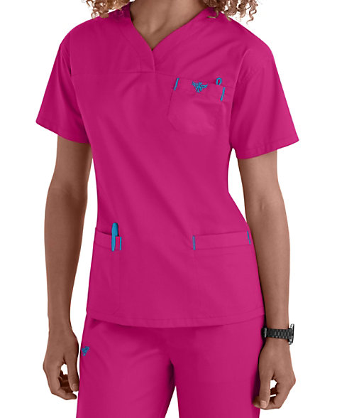 Find a Scrub Store Near You Affordable Uniforms is pleased to offer you the following superstore locations for all of your discount scrub outfit needs. Our superstore retail locations are 2 or 3 times larger than other scrub stores so that we can offer you more choices for nursing shoes, nursing accessories, and of course, more cheap scrubs.