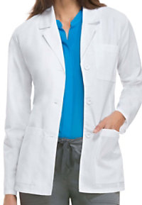 Dickies 28 Inch Consultation Lab Coats With Certainty