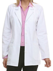29 Inch Lab Coat With An Adjustable Back Belt