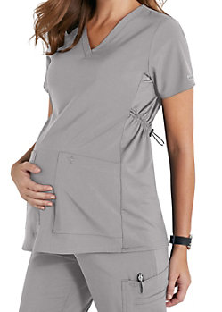 73b6faee414 Med Couture MC2 Men's One Pocket Scrub Tops | Scrubs & Beyond