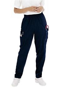 Landau Essentials 3-pocket Cargo Scrub Pants
