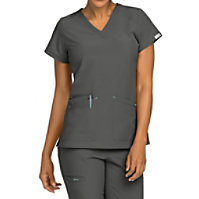 bd0314bd5f6 Med Couture Air Sky High V-neck Scrub Tops
