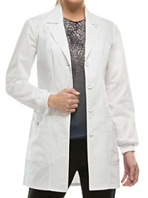 Youtility Notched Lapel 32 Inch Lab Coat