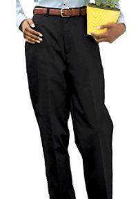 Edwards Garment Women's Flat Front Pants