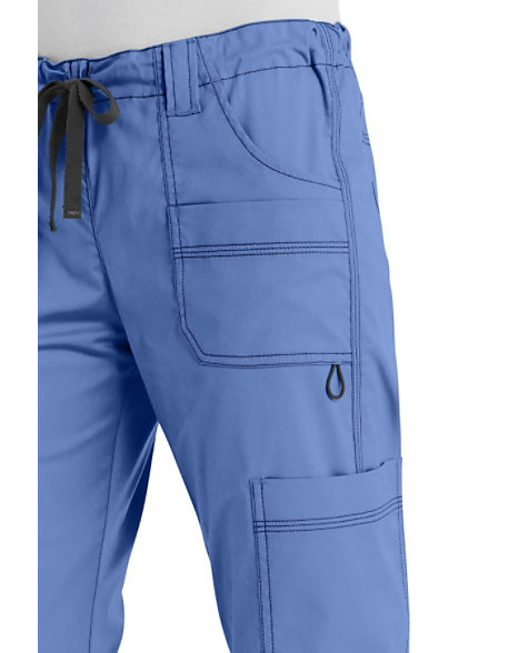 82251ada8d5 Dickies Gen Flex Youtility 9-pocket Drawstring Cargo Scrub Pants ...