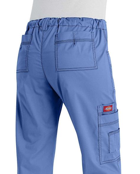 95d52bb9d8a prev. next. Product Video; Dickies Gen Flex Youtility 9-pocket Drawstring Cargo  Scrub Pants; Dickies ...