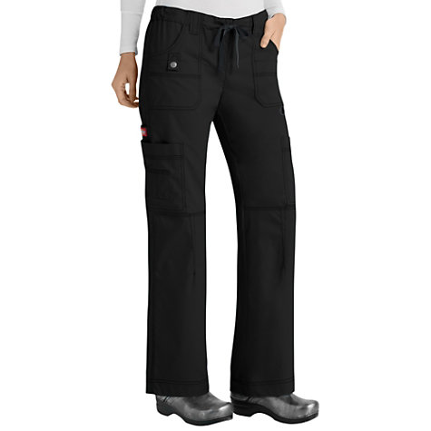 db639231308 Dickies Gen Flex Youtility 9-pocket Drawstring Cargo Scrub Pants | Uniform  City