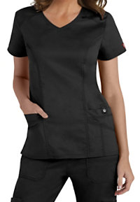 Dickies Gen Flex Youtility V-neck Scrub Tops