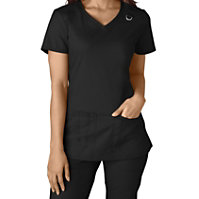 Dickies EDS Signature Stretch V-neck Tops With Certainty