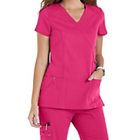 Dickies Xtreme Stretch Crossover Scrub Tops