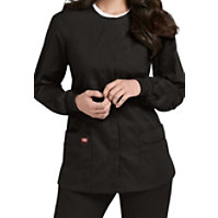 Dickies EDS Signature Snap Front Warm Up Jackets