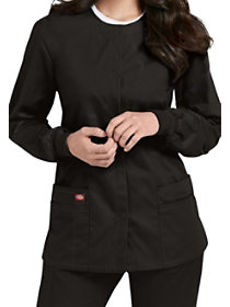 4 Pocket Snap Front Jacket