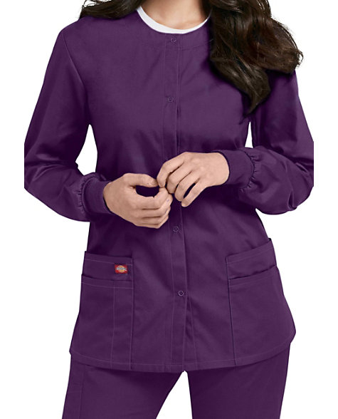 8426eee28b1 4 Pocket Snap Front Jacket