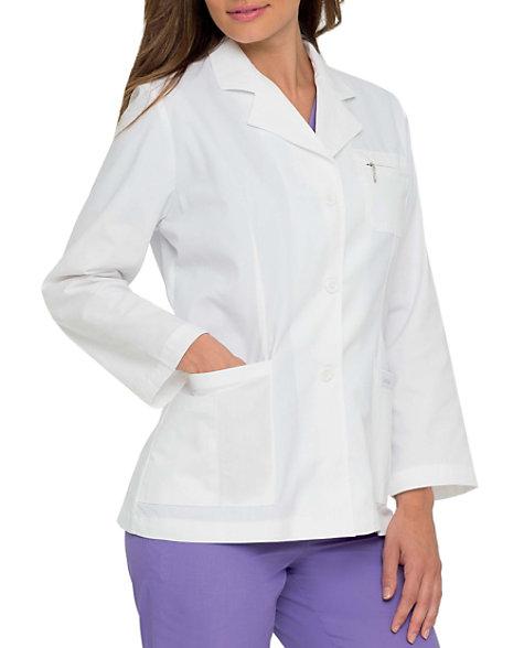 Landau Women's 30 Inch Professional Lab Coats | Scrubs ... - photo #19