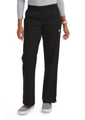 Med Couture Yoga Waist Cargo Scrub Pant