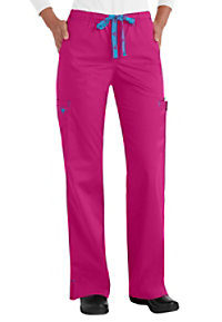 Med Couture Gigi Modern Fit Cargo Scrub Pants