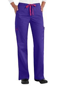 Med Couture Gigi Modern Fit Cargo Scrub Pants