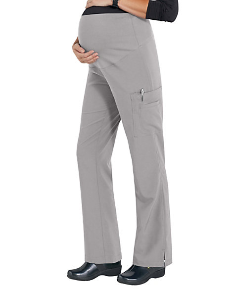 cd797381d93 Med Couture Plus One maternity cargo scrub pant.   Scrubs & Beyond