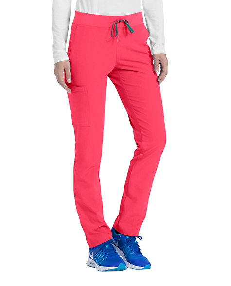 bc7f533108b Women Med Couture Touch Womens Jogger Yoga Scrub Pant 7710