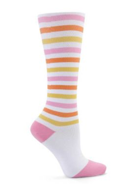Striped Compression Trouser Socks