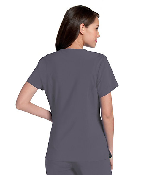 e22732cd660 prev. next. Product Video; Urbane Performance Media Collection Renew 4-pocket  Scrub Tops; Urbane Performance ...